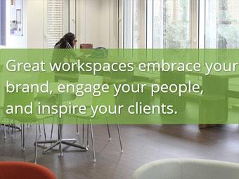 Chicago Office Design - APEX Design Build