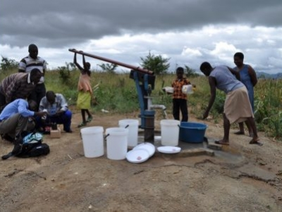 Innovation: Solving the global safe water crisis with 2 ingredients, 5 minutes