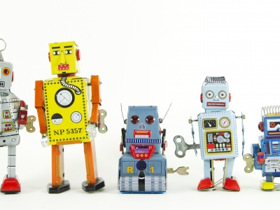 Can a robot beat a writer in creating your content?