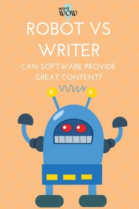 Can software produce great content?